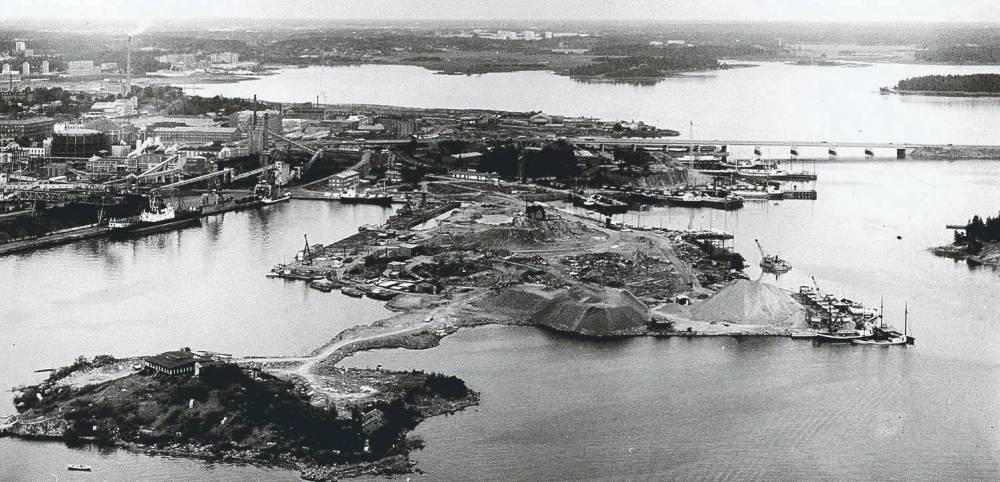 Nihti ja Sompasaari 1963