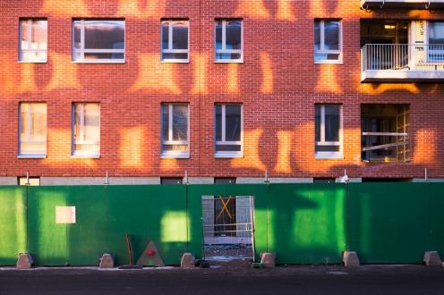 Kalasatama Junonkatu 9 rakennus työmaa 2017