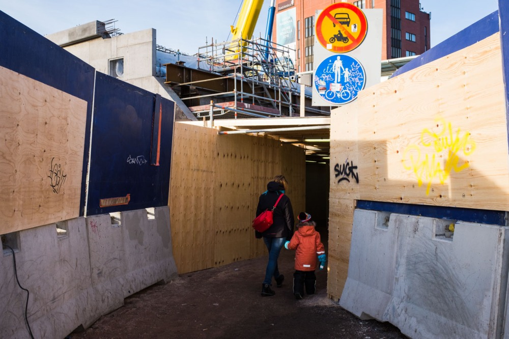 Kalasataman metroasema Kalasatama