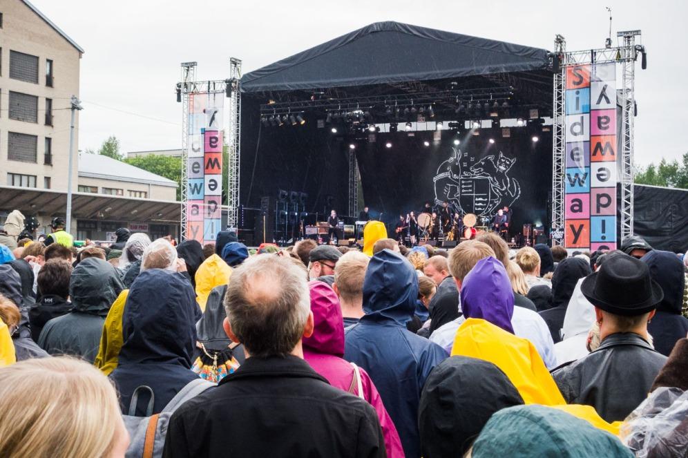 PJ Harvey (UK) - Sideways 2016