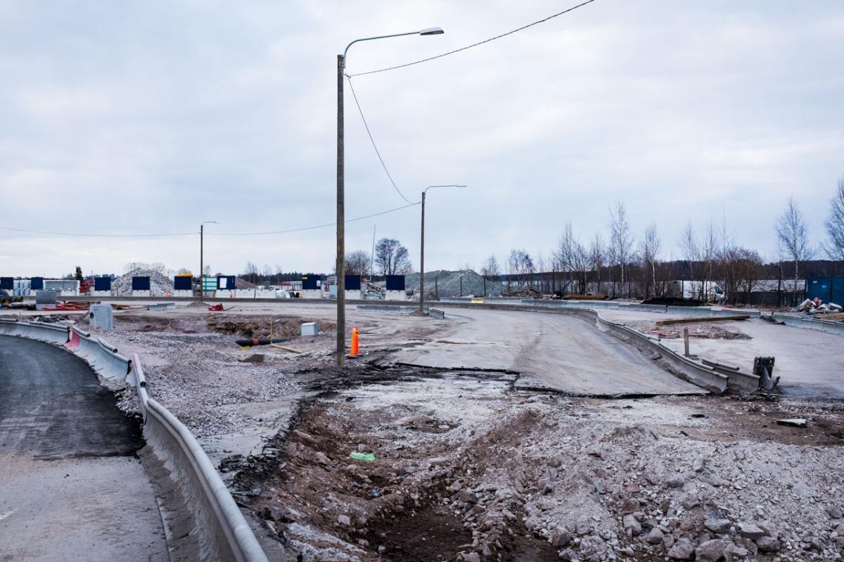 Kalasataman Verkkosaaressa rakennetaan uutta Helsinkiä
